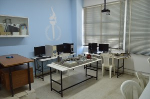 Renovated PLC lab