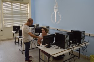 Renovated Computer Lab