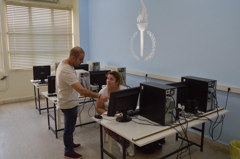 Renovated Computer Lab