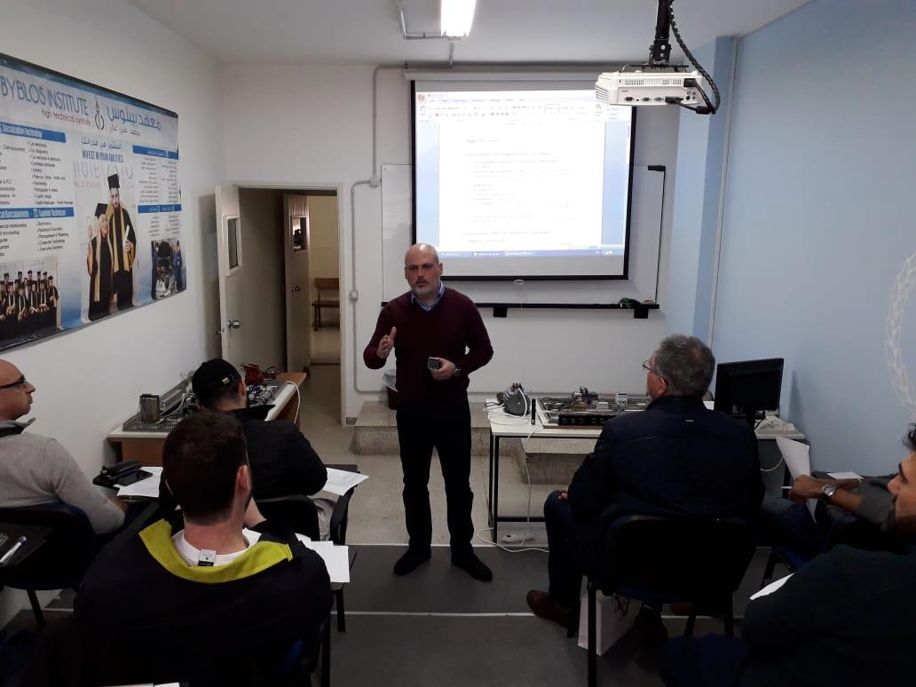 PLC workshop 3
